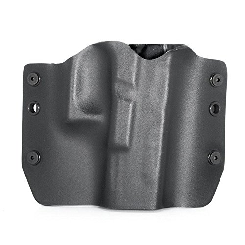 Matte Black - OWB Holster (Right-Hand, Glock 17,19,22,23,25,26,27,28,31,32,34,35,41)