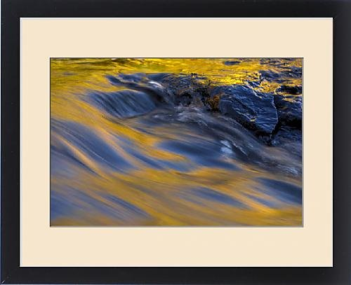 flowing water framed prints - 8
