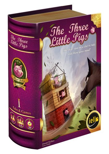 The Three Little Pigs Board Game (Pig Board Game compare prices)