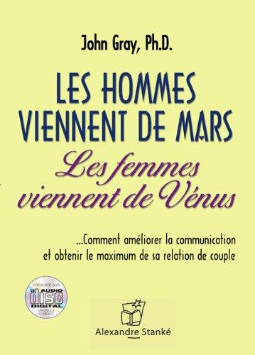 CD Les Hommes Viennent De Mars Les Femme Viennent De Venus