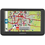 Garmin dezl 560LMT 5-Inch Widescreen Bluetooth Portable Trucking GPS Navigator with Lifetime Map & Traffic Updates (Certified Refurbished)