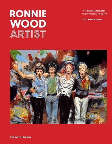 Ronnie Wood: Artist (Collectors Edition): Amazon.es: Ronnie ...