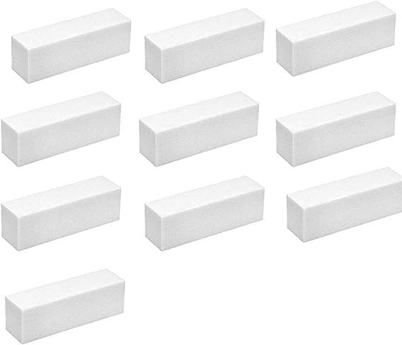 Inconpro 10 PCS Esmalte de uñas Cleaner para manicura Algodón Celulosa Toallitas Limpiador Nail Art Cleaner para manicura Uñas para Manicura: Amazon.es: Hogar