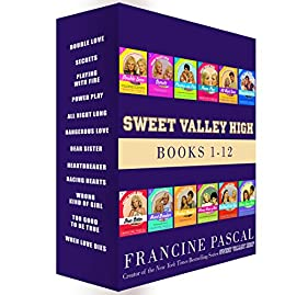 Sweet Valley High, Books 1-12 by [Pascal, Francine]