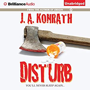 Disturb Audiobook