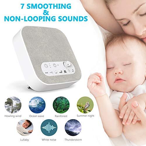 White Noise Baby: White Noise Machine For Sleeping, Aurola Sleep Sound