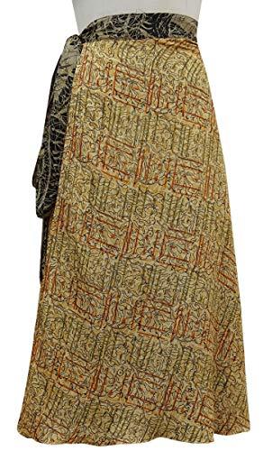 Check rversible Olive amp; Beige Femmes Imprimer Les Light Summer Wrap Beach Saree Vert Vintage Soie Rouge Dress Pure Indianbeautifulart qU8Ewx