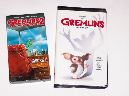 Gremlins Video Collection: Gremlins & Gremlins 2, the New Batch