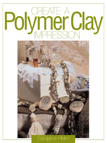 Create a Polymer Clay Impression (Pottery Impressions)