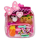 Minnie Happy Helpers Backpack Picnic Set, Multicolor