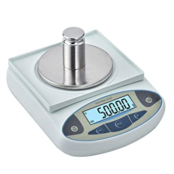 Amazon.com: Báscula de laboratorio de 0.00 oz de precisión ...
