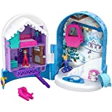 Polly Pocket Big Pocket World Snow Globe Playset