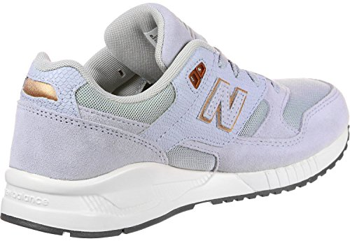 Schuhe Balance Blau Grau New W530 wUXqECf