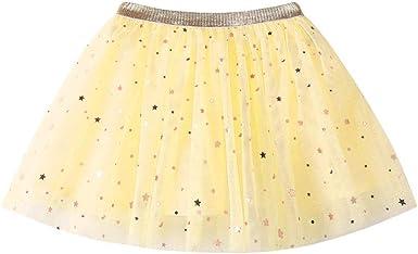Falda de Fiesta para niñas Tutu Bebe niña Tutu Ballet niña Tulle ...