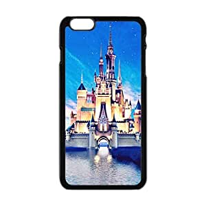 HDSAO Beautiful Castello sul Mare Cell Phone Case for Iphone 6 Plus