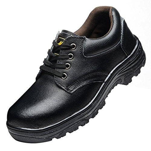 Optimale Herenveiligheidsschoenen Werkschoenen Comp Stalen Neusschoenen