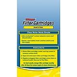 Tetra Whisper Filter Cartridges 6 Count, Small, For aquarium Filtration