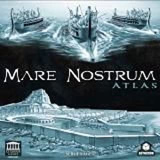 Mare Nostrum Atlas Expansion Board Game