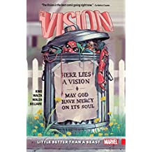 Vision Vol. 2: Little Better Than A Beast (Vision (2015-2016))