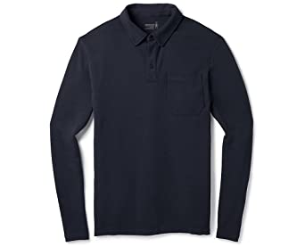 smartwool-mens-merino-250-long-sleeve-polo by smartwool