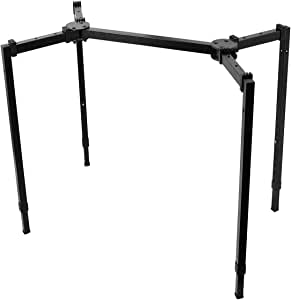 On-Stage WS8550 Heavy Duty Mixer or Keyboard Stand, Large