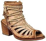 Corral Ladies Bone Lace Tall Top Sandal C3193