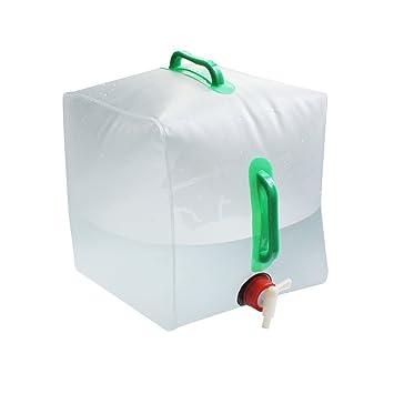 de contenedor agua litros20L portátil de Bolsa agua transporte 5 Y8IwqFpq