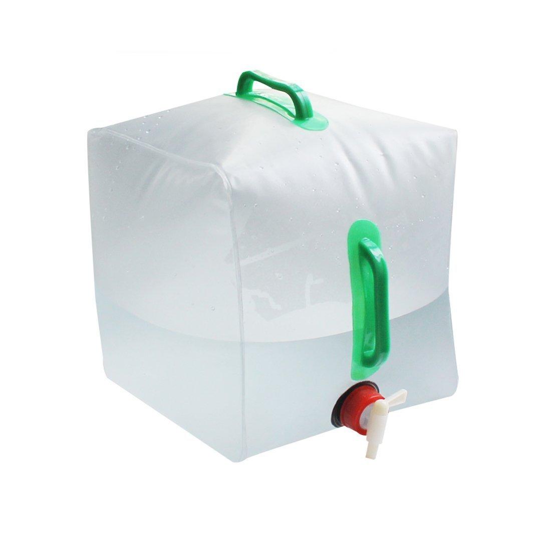5 gallon 20l portable water carrier bag storage. Black Bedroom Furniture Sets. Home Design Ideas