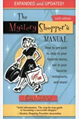 Mystery Shopper's Manual, 6th Edition by Cathy Stucker (2006-04-12)