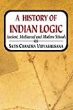 A History of Indian Logic 9788120805651