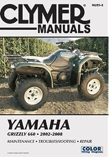 Yamaha kodiak grizzley atvs 1993 2005 owners workshop manual yamaha grizzly 660 2002 2008 fandeluxe Image collections
