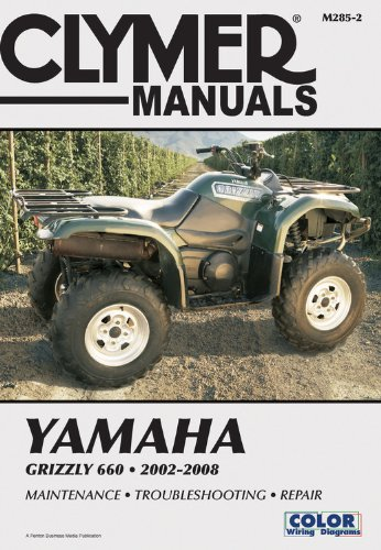 Yamaha Grizzly 660 2002-2008 (Yamaha Prices Grizzly)