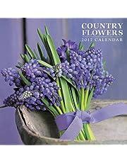 2017 Calendar: Country Flowers