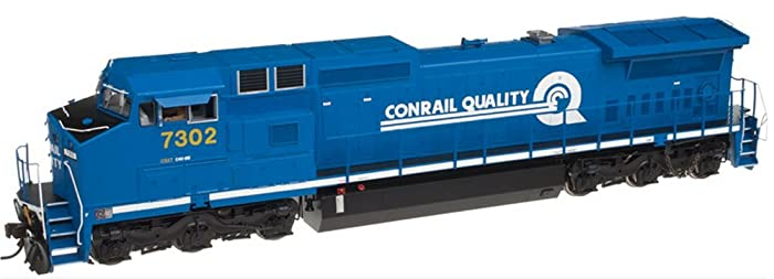 HO Dash 8-40CW w/DCC & Sound, CSX/CR Quality #7302