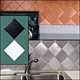 Brushed Aluminum Wall Tiles Square