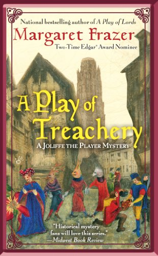 A Play of Treachery (A Joliffe Mystery Book 5)