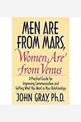 Men are from Mars, women are from Venus Paperback