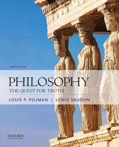 190254777 - Philosophy: The Quest for Truth