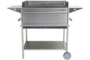Gas Oder Holzkohlegrill Xl : Edelstahl grill für gas premio xl comfort stahlgrill