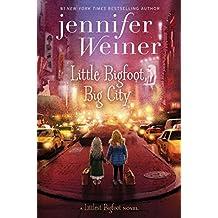 Little Bigfoot, Big City (The Littlest Bigfoot Book 2)