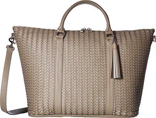 deux-lux-womens-sullivan-weave-weekender-with-tassel-grey-handbag
