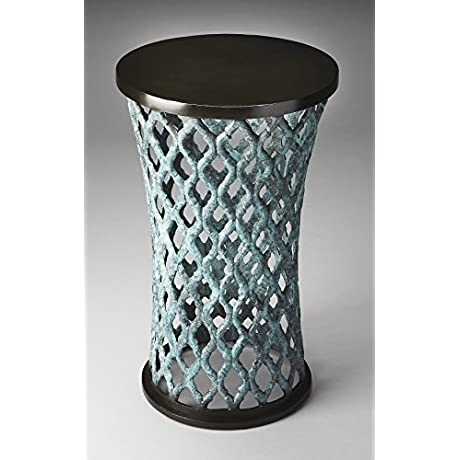 Round Top Chairside Table 596349