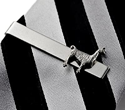 Llama Tie Clip
