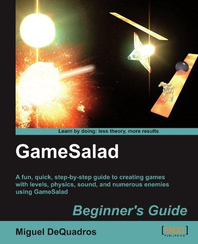 GameSalad Beginner's Guide
