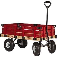 Millside Industries Classic Wooden Wagon