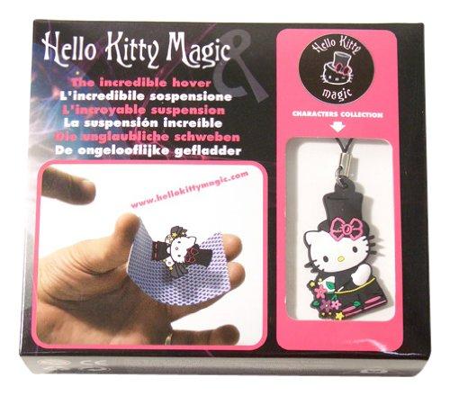 Hello Kitty Magic - MS2004 - Décoration de Fêtes - Tour de Magie - L'incroyable Vol Plané