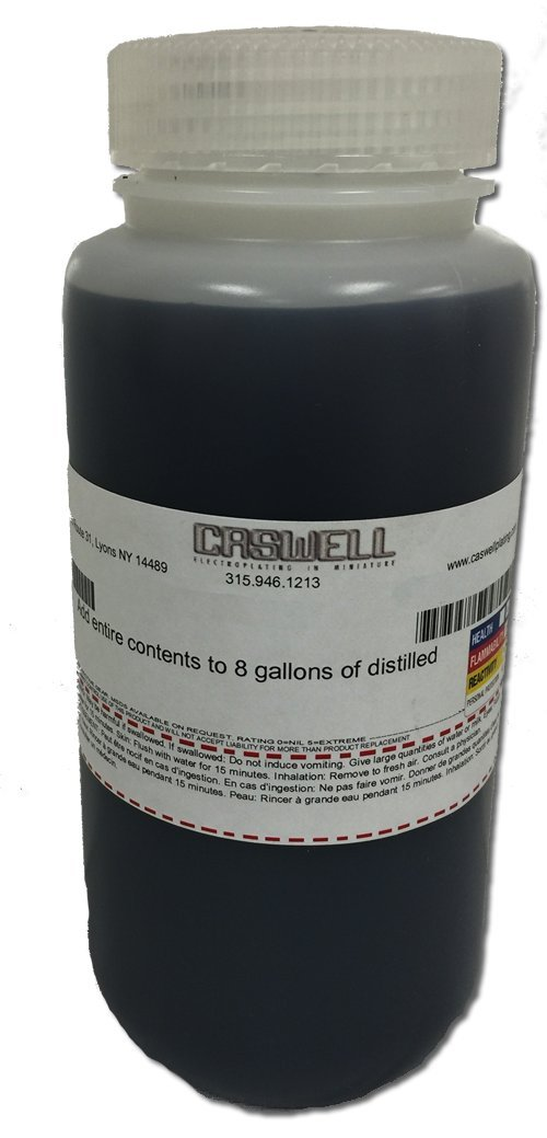 Red Bordeaux 2R Anodizing Dye - 1 Pint by Caswell