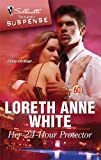Her 24-Hour Protector, Loreth Anne White, 0373276427