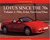 Lotus since The 70s, Graham Robson, 0947981705
