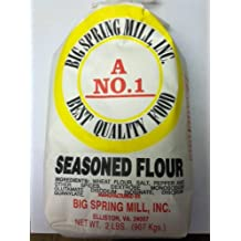 Big Spring Mill A-No.-1 Seasoned Flour